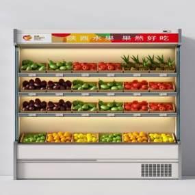 现代水果柜3D模型【ID:230629675】