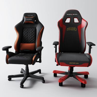 現代電競椅3D模型【ID:750314742】