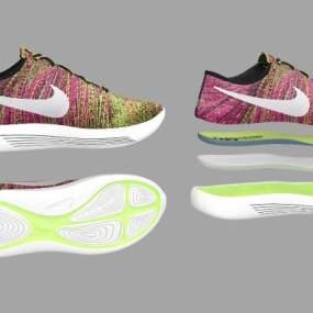 现代鞋子3D模型【ID:332345733】