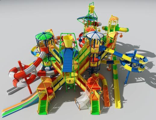 現代娛樂設備3D模型【ID:435746463】