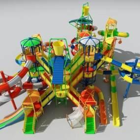 现代娱乐设备3D模型【ID:435746463】