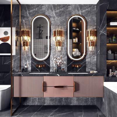 現代輕奢衛浴3D模型【ID:551830531】