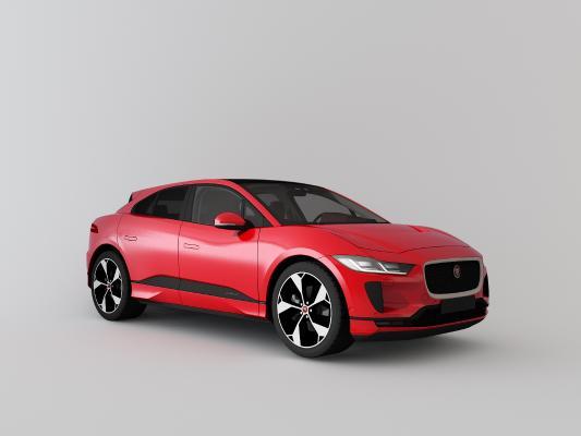 现代捷豹越野车SUV3D模型【ID:444024721】