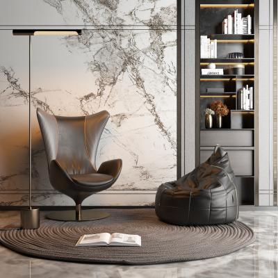 現代休閑椅3D模型【ID:646226422】