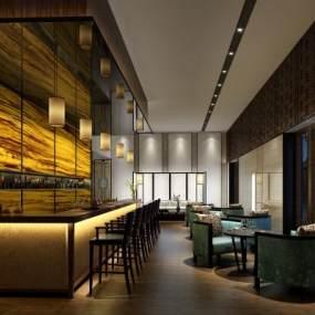 新中式酒店会客厅365彩票【ID:732023593】