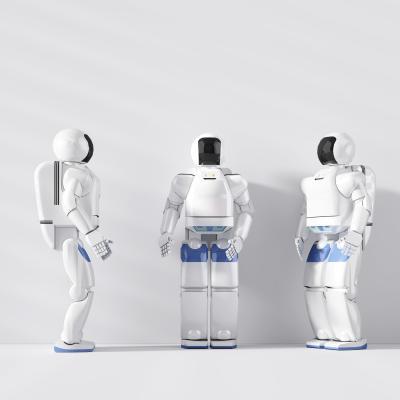 现代人工智能机器人3D模型【ID:340942068】