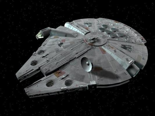 現代宇宙飛船3D模型【ID:445694830】