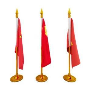 新中式红旗装饰摆件3D模型【ID:235470569】