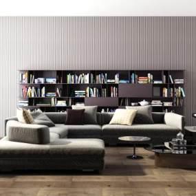 Piliform沙发茶几边几组合书柜国外3D快三追号倍投计划表【ID:632652783】