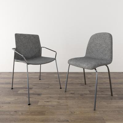 餐椅3D模型【ID:740808171】
