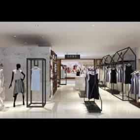 现代�女装服装店3D快三追号倍投计划表【ID:133920035】