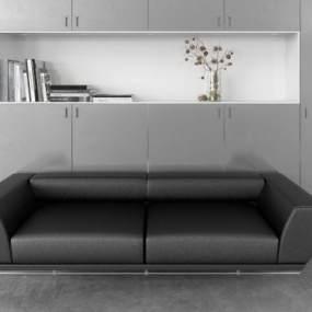 現代沙發3D模型【ID:151157171】