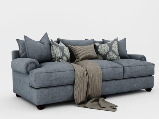 现代沙发3D模型【ID:632358636】