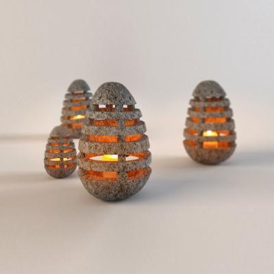 現代裝飾燈3D模型【ID:843751593】