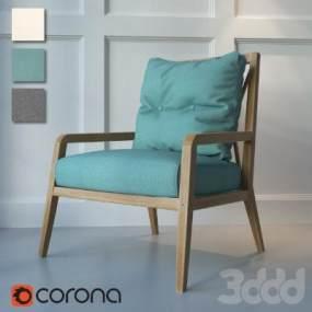 Loft Designe / 3677 Armchair】