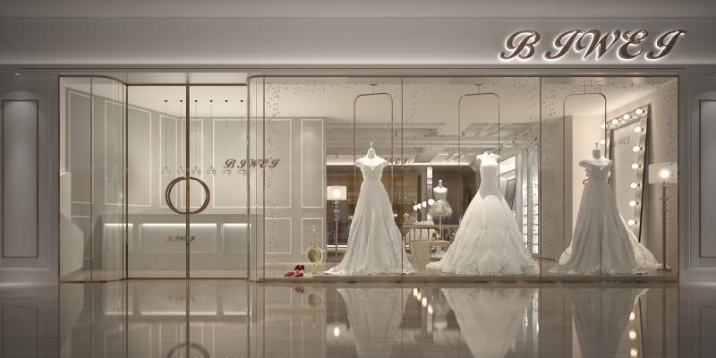 婚纱摄影楼3D模型【ID:941781977】