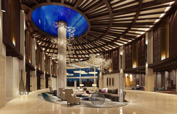 現代酒店大堂3D模型【ID:752598093】