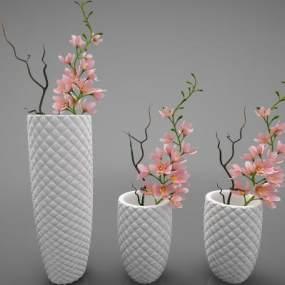 現代風格植物3D模型【ID:248862876】