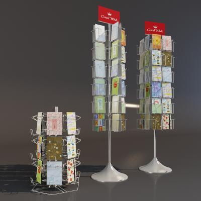商展書架3D模型【ID:440639054】