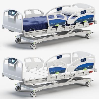 现代医院推床病床设备3D模型【ID:442026501】