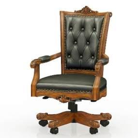 圣蒂斯堡-纯美-BGY-55525办公椅 3D模型【ID:740778487】