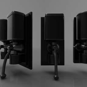 现代风格工业设备3D模型【ID:443444395】