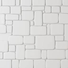 现代墙体砖3D模型【ID:335759479】