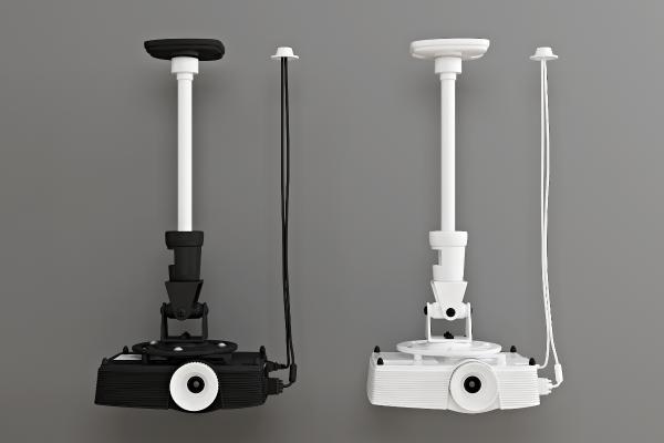 现代投影机3D模型【ID:444101412】