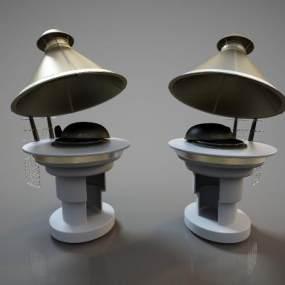 现代灶具3D模型【ID:434819561】