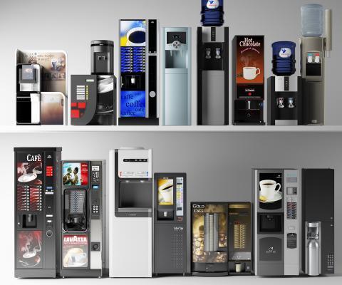 日式咖啡机 饮水机 小家电