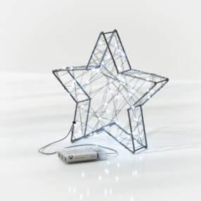 工業風臺燈3D模型【ID:846532167】