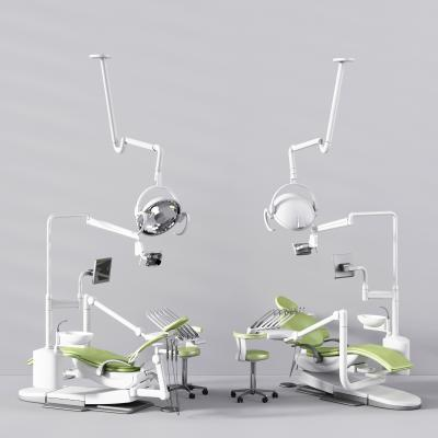 現代牙科醫療設備3D模型【ID:435338371】