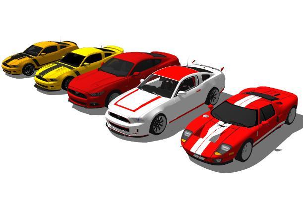 現代汽車SU模型【ID:452119983】