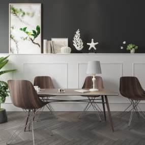 北欧餐桌椅3D快三追号倍投计划表【ID:534453153】
