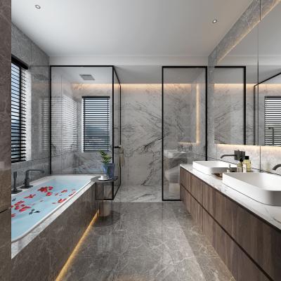 现代卫生间 卫浴组合