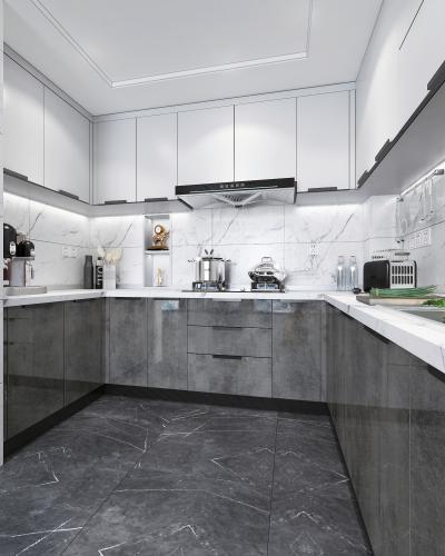 厨房用品3D模型【ID:141579785】