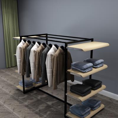 现代衣服衣架衣柜3D模型【ID:131971151】