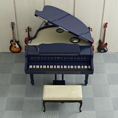 鋼琴3D模型【ID:336157920】