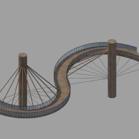 桥3D模型【ID:133079498】