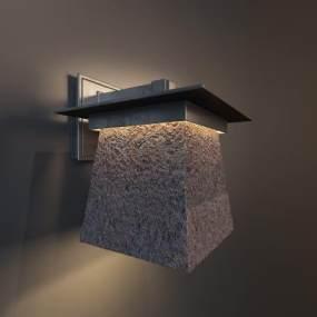 古典壁灯3D模型【ID:732545908】