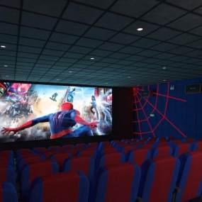 现代电影院3D模型【ID:643463854】