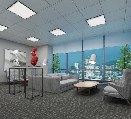 现在会议室3D模型【ID:940972387】