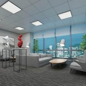 现在会议室 3D模型【ID:940972387】