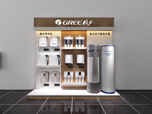 现代格力净水器 热水器