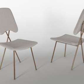 现代单椅3D模型【ID:734642179】