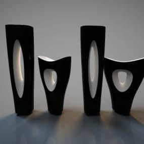 新中式艺术摆件3D模型【ID:234654502】