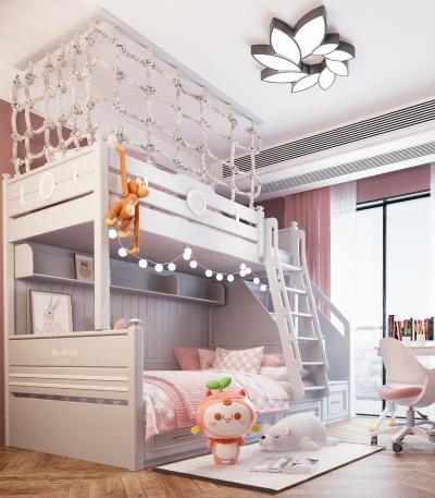 现代儿童房3D模型【ID:552932714】