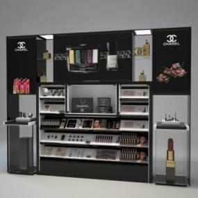 现代餐边柜3D模型【ID:147055710】
