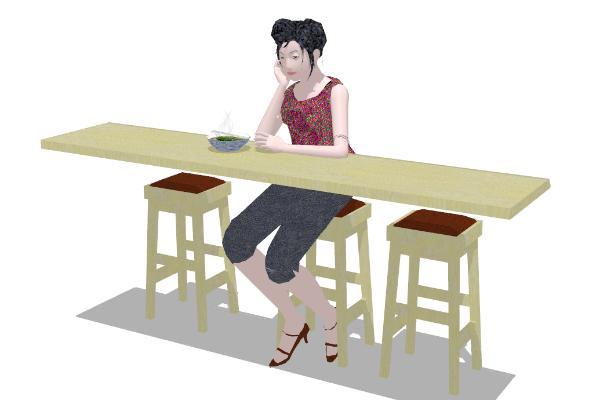 現代人物SU模型【ID:151648721】