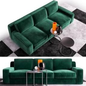 现代布艺沙发茶几透过一间房间组合3D快三追号倍投计划表【ID:633532634】